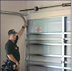 Electric Garage Door Spring