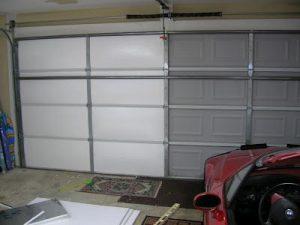 Garage Door Insulation Spring